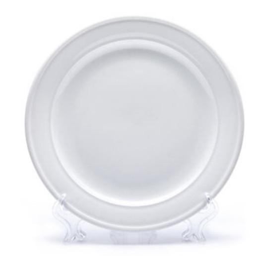 Тарелка фарфоровая круглая 30 см