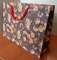 Подарочный пакет Gucci: горизонталь, mахi, фото 1