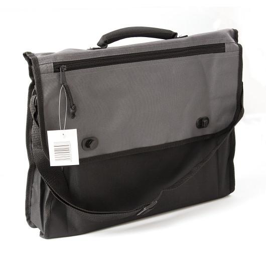 Сумка-портфель BRIEFCASE, 38x36x17cм