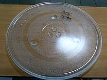 Тарелка для микроволновой печи Samsung диаметр 315 мм с наплывами