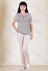 Блуза трикотажная 7003-141/2-238 полубатал от производителя Украина