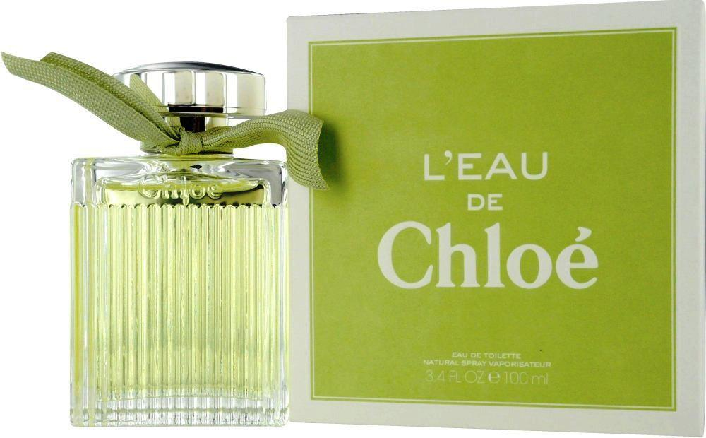 Женская туалетная Chloe L`Eau de Chloe edt 100 ml.  Лицензия Люкс