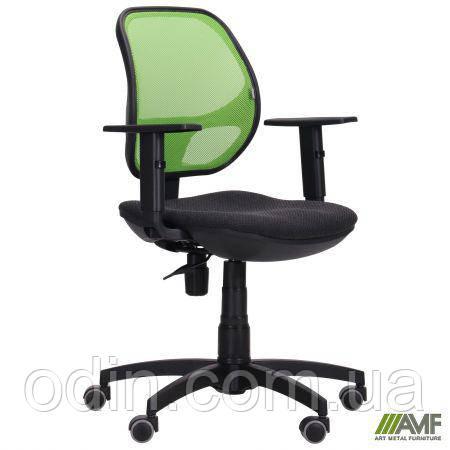 Крісло Квант/Action сидіння Квадро-2/спинка Сітка салатова 125953