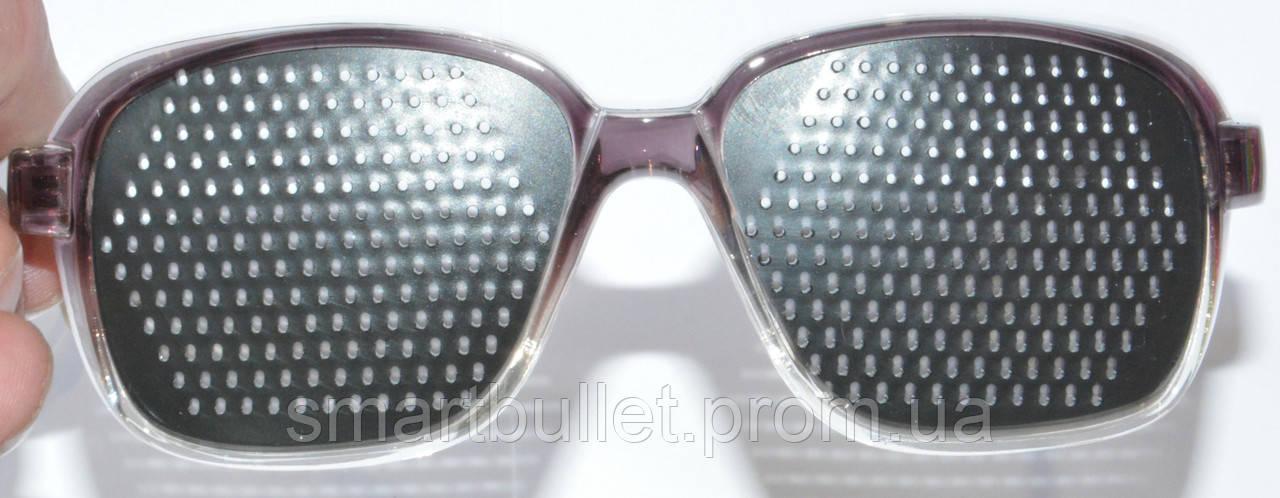 Очки Тренажеры мужские роговая оправа