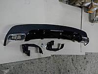 Диффузор заднего бампера Mercedes CLA W117