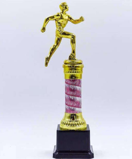 Статуэтка наградная Легкая атлетика (21 см)