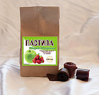 Пастила Яблуко+Полуниця / без цукру / 100 г