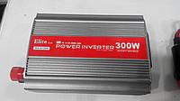 Автоинвертор преобразователь Power Inverter ELITE lux 12/220v 300 вт