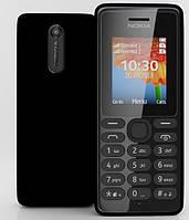 Nokia 108 черный - 2-карточный