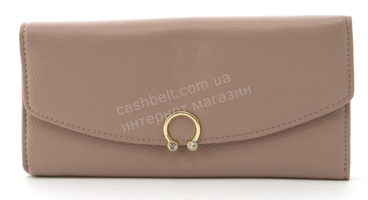 Прочный многофункциональный женский прочный кошелек эко кожи TAILIAN art. T5518-001 розовый