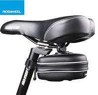 Велосумка под седло Roswheel  13875 bl черная