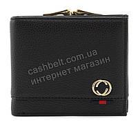 Женский компактный многофункциональный вместительный кошелек TAILIAN art. T7177-012 черный, фото 1