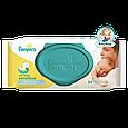 Детские влажные салфетки Pampers New Baby Sensitive, 54 шт, фото 2