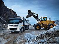 Вывоз строительного мусора, грунта с котлована нашими самосвалами 25-30 тонн