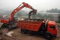 Вывоз грунта, строительного мусора нашими самосвалами 25-30 тонн. Киев