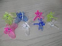 Прищепка-подвязка для растений Стрекоза