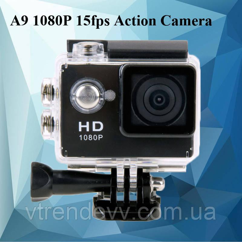 Экшн Камера A9 Sports Cam Full HD