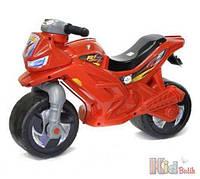 Детский красний мотоцикл Орион ORION 4823036901501