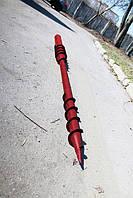 Геошурупы Ø 108 мм длинна 1,5 м