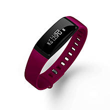 Фитнес-трекер Smart Band V07 Tonometr Пурпурный