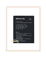 Аккумулятор Батарея Bravis Next 1700 mAh Original