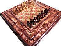 Шахматы-нарды на подарок, фото 1