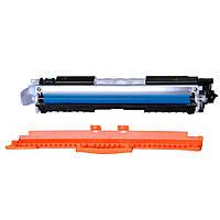Картридж HP 126A Cyan CE311A для принтера LaserJet Pro CP1025, CP1025nw, M275, M175a, M175nw совместимый