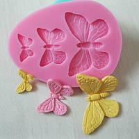 Молд силиконовый Бабочки