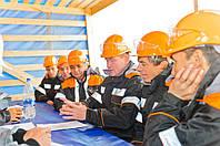 Навчання та перевірка знань і умінь на допуск до обслуговування та експлуатації електроавтонавантажувачів
