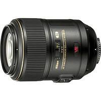 Стандартный объектив (макро) Nikon AF-S VR Micro-Nikkor 105mm f/2.8G IF-ED