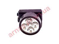 Аккумуляторный налобный фонарь Yajia YJ-1829-5 , фото 1