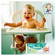 Детские влажные салфетки Pampers Natural Clean, 64 шт, фото 5