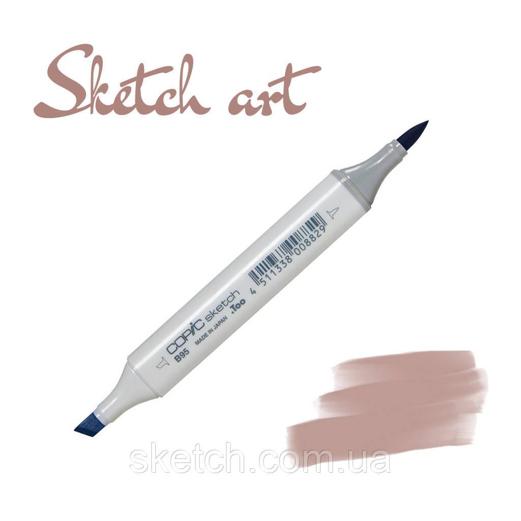 Copic маркер Sketch, #E-74 Cocoa brown