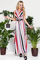 Красивое летнее платье длинное JD Кейт, фото 1