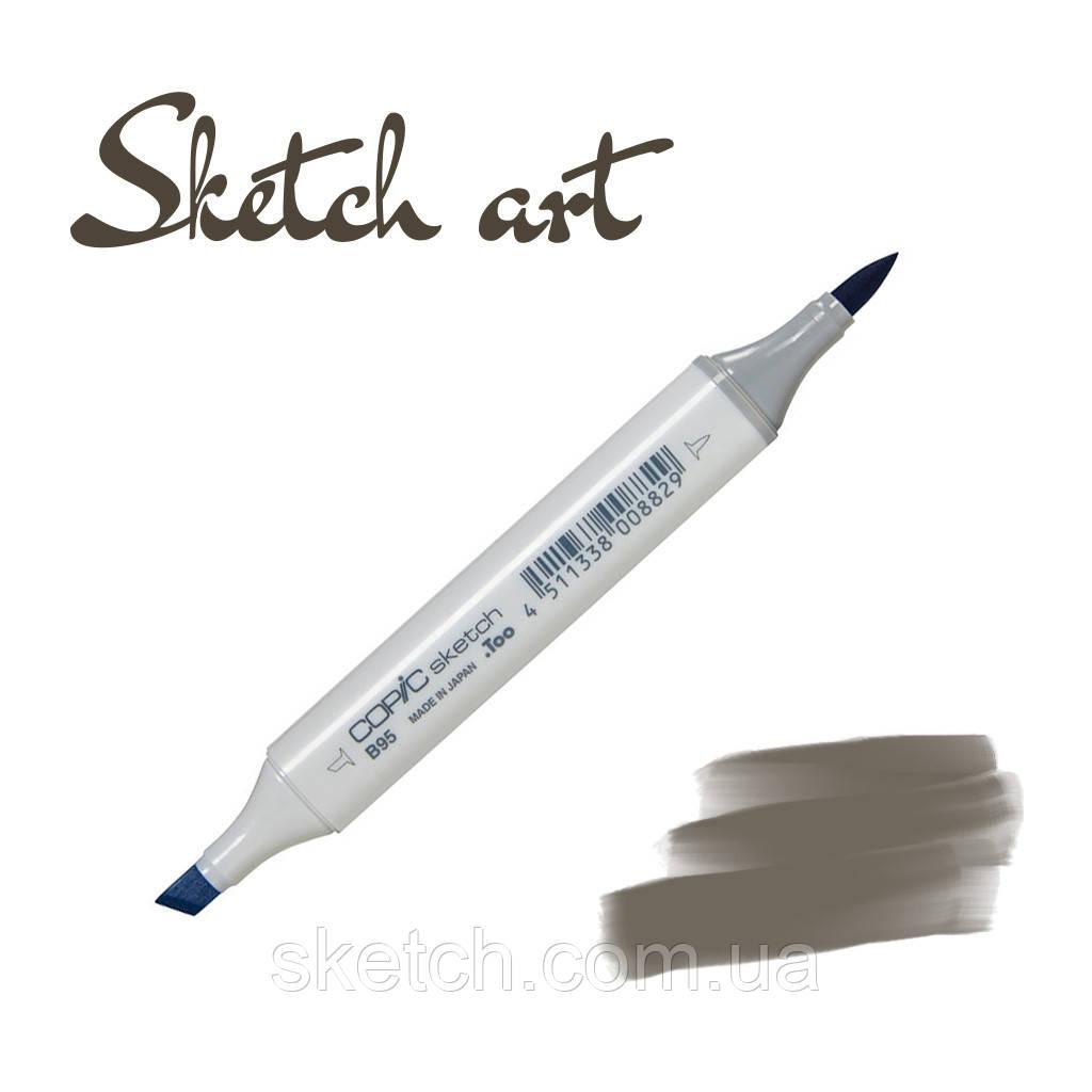 Copic маркер Sketch, #E-89 Pecan