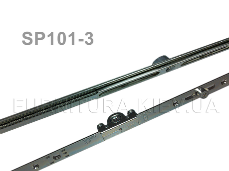 Поворотно-откидной привод Vorne 900-1400 СЦ1, фото 2