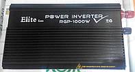 Инвертор автомобильный Power Inverter ELITE lux 24/220v 1000 ватт