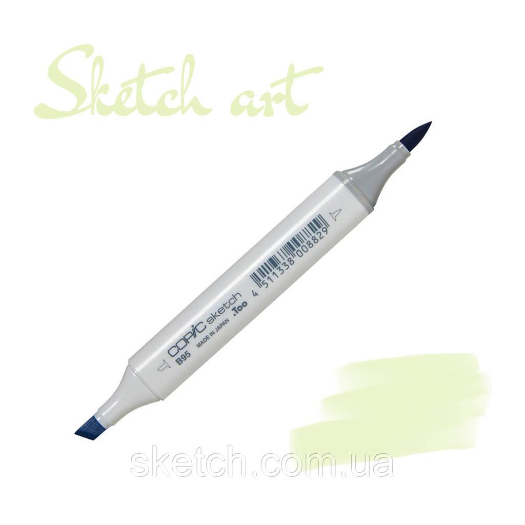 Copic маркер Sketch, #G-00 Jade green