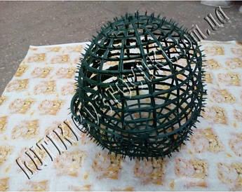 Каркас шар пластиковый 30 см.