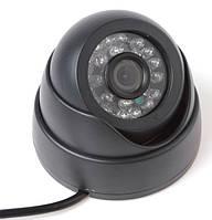 Камера заднего вида для Грузовиков и спецтехники. 120 градусов угол обзора, Инфракрасные диоды для ночного вид