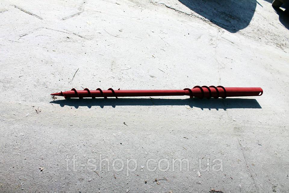Геошурупы Ø 108 мм длина 5,5 м