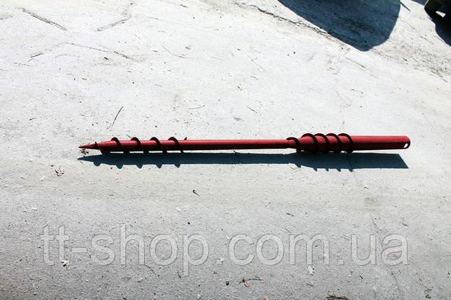 Геошурупы Ø 108 мм длина 5,5 м, фото 2