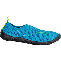 Коралловые тапочки 32\33 AQUASHOES 100 SUBEA Black\Blue для детей