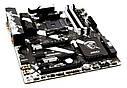 "Материнская плата MSI X370 Krait Gaming AM4 DDR4 ""Over-Stock"" Б/У, фото 3"