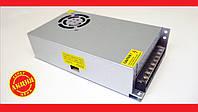 12V 20A S-250-12 Блок питания адаптер Металл, фото 1