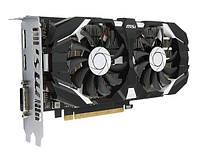 Видеокарта MSI GeForce GTX1050TI 4GB DDR5 OC