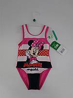 """Детский пляжный купальник для девочки """"Minnie"""", Франция"""