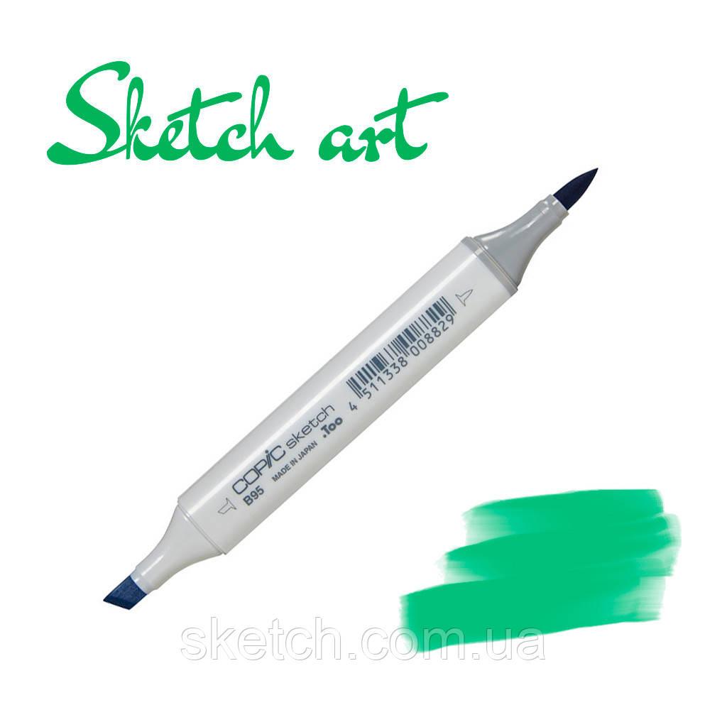 Copic маркер Sketch, #G-05 Emerald green
