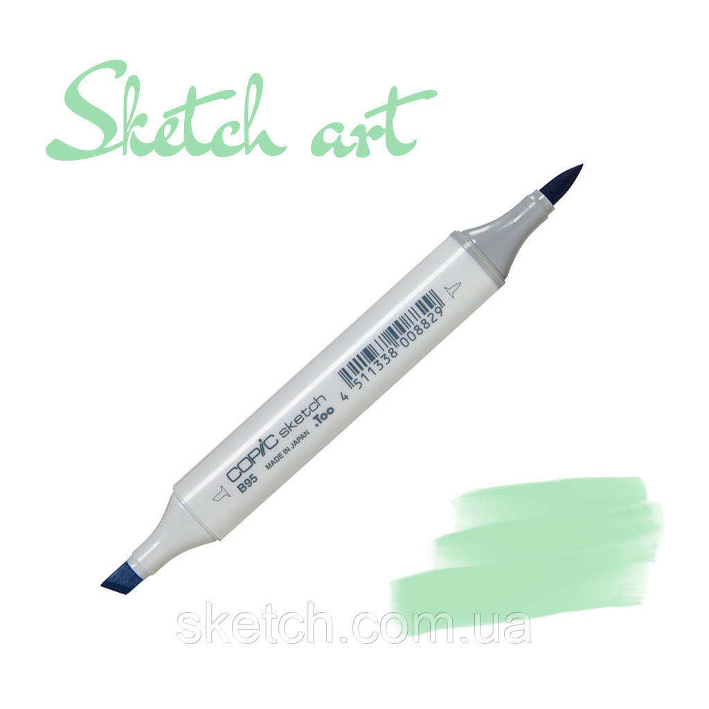 Copic маркер Sketch, #G-12 Sea green