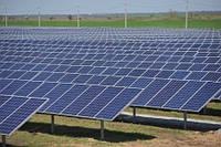 На Запоріжжі ввели в експлуатацію перші дві черги найбільшої сонячної електростанції України